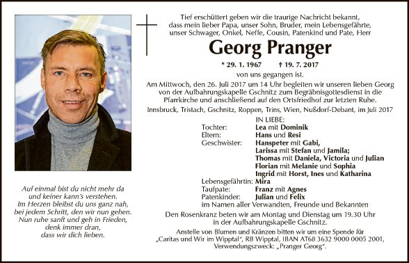 Georg Pranger