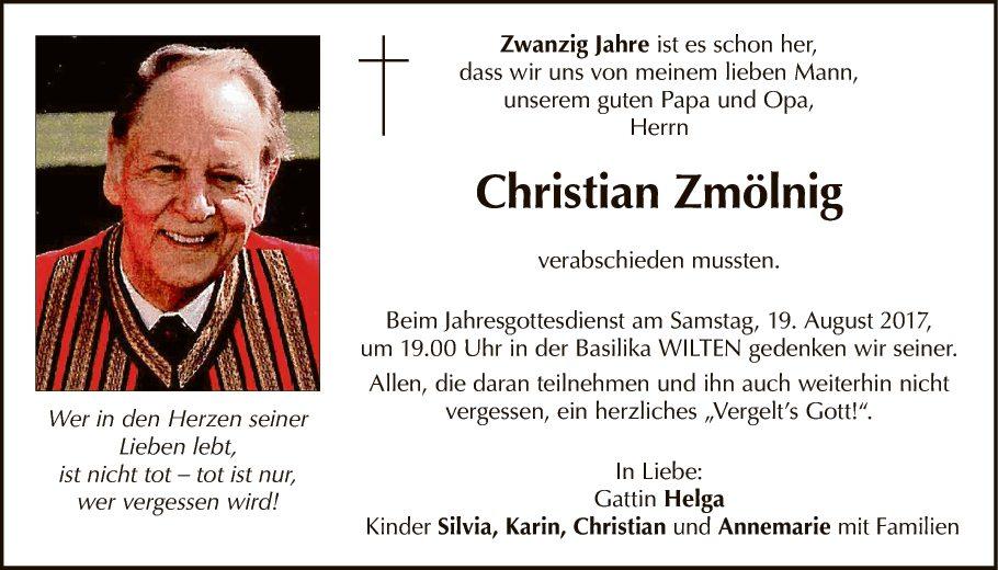 Christian Zmölnig