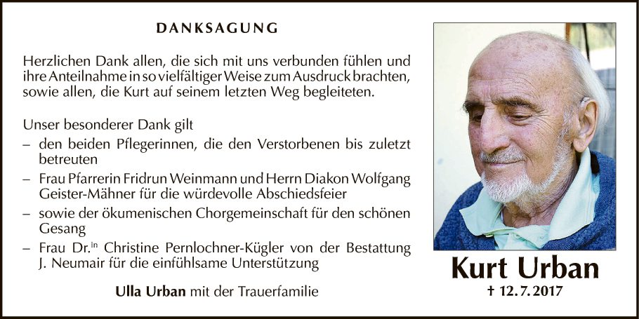 Kurt Urban