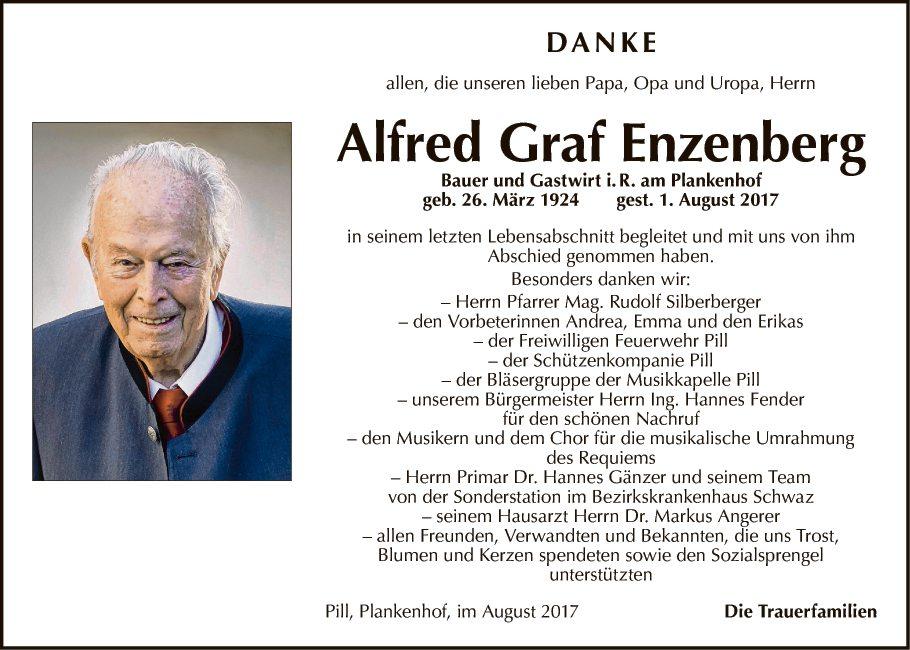Alfred Graf Enzenberg