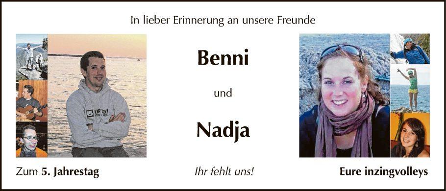 Benni und Nadja