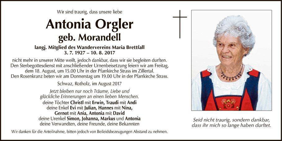 Antonia Orgler