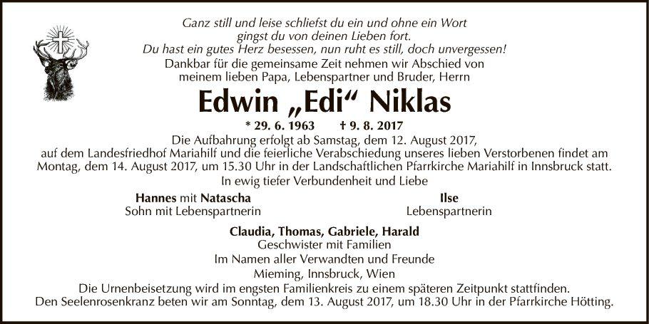 Edwin Niklas