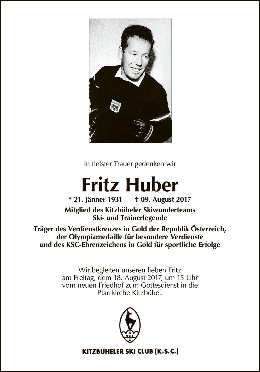Fritz Huber