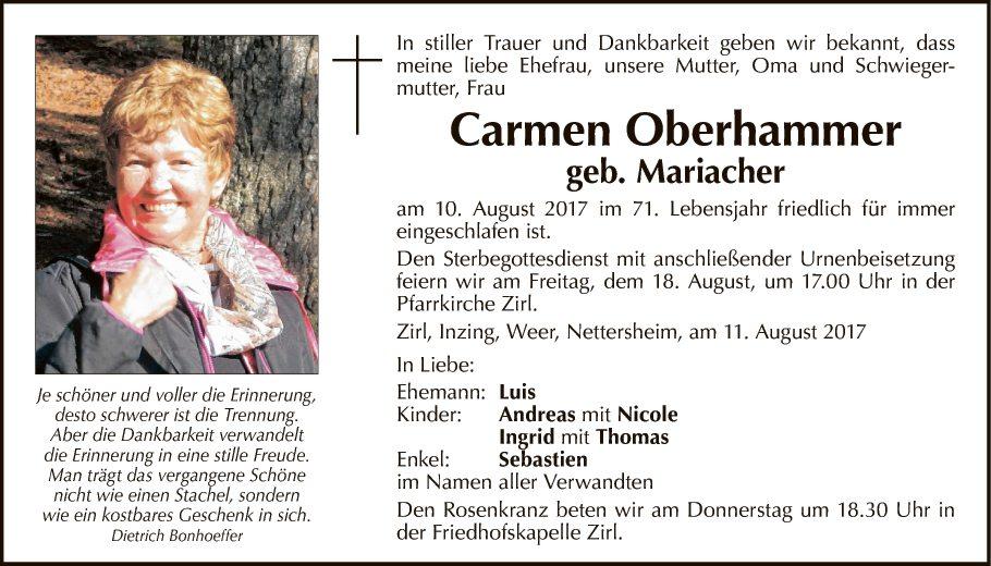 Carmen Oberhammer
