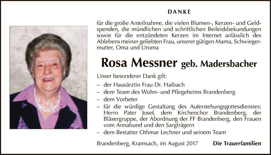 Rosa Messner