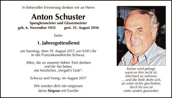 Anton Schuster