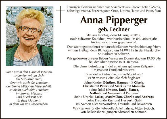 Anna Pipperger