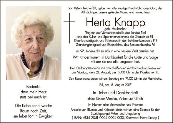 Herta Knapp