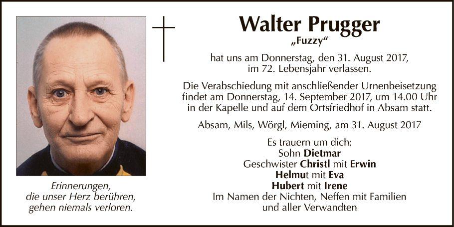 Walter Prugger