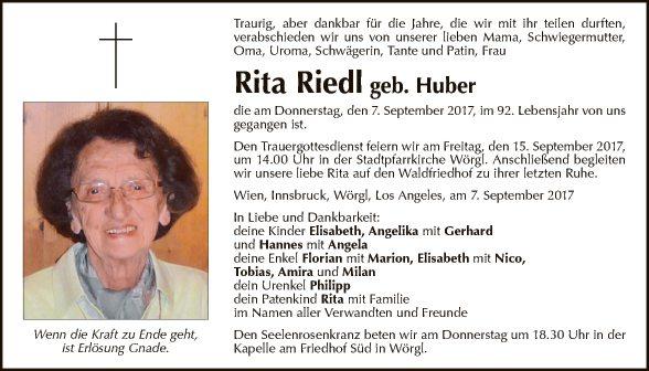 Rita Riedl