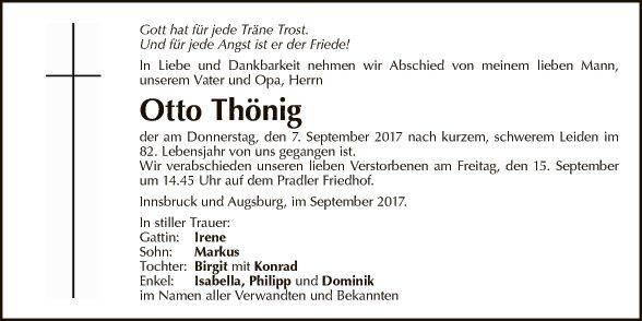 Otto Thönig
