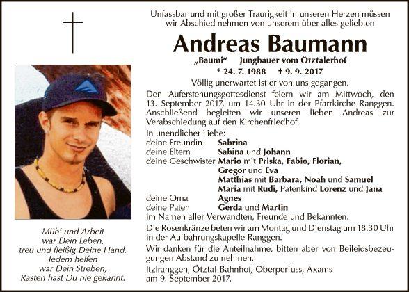 Andreas Baumann