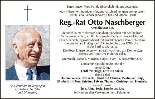 Otto Naschberger