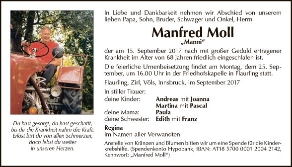 Manfred Moll