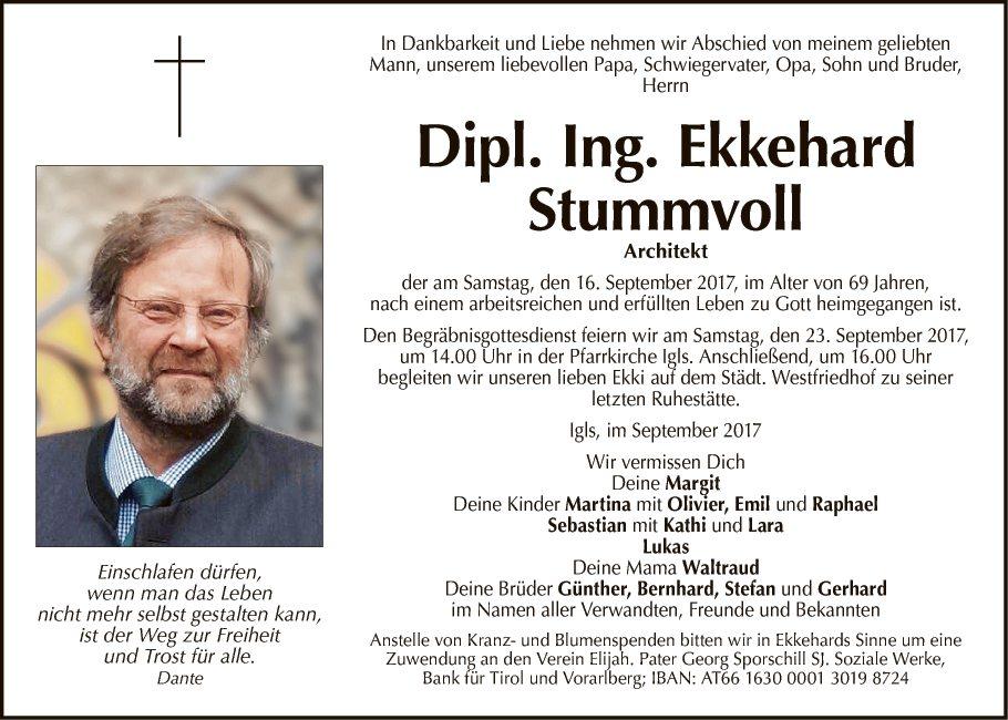 Ekkehard Stummvoll