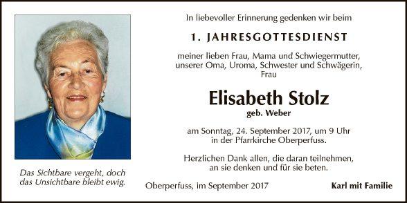 Elisabeth Stolz