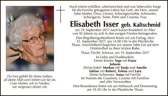 Elisabeth Isser