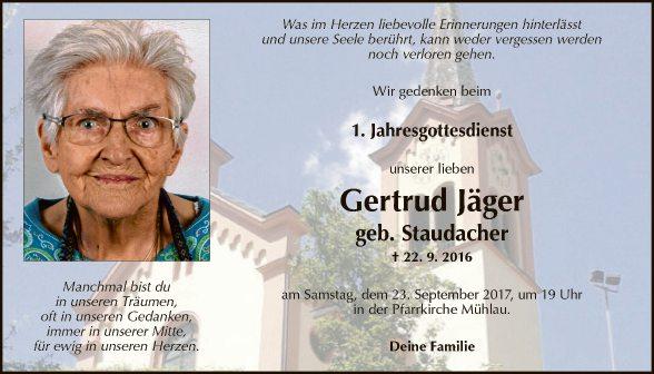 Gertrud Jäger