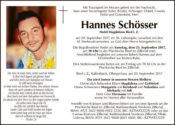 Hannes Schösser