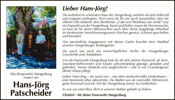 Hans-Jörg Patscheider