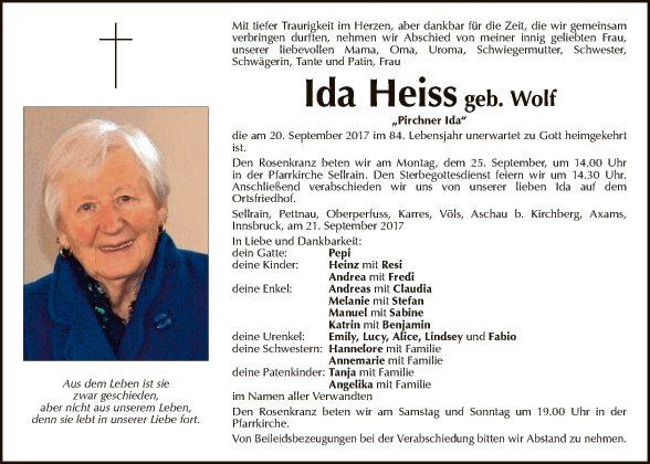 Ida Heiss