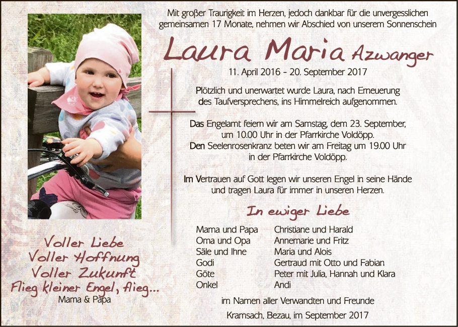 Laura Maria Azwanger