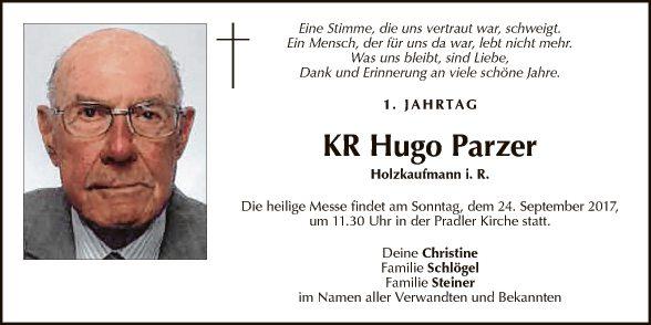 Hugo Parzer