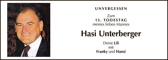 Hasi Unterberger