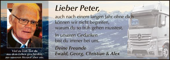 Peter Holzer