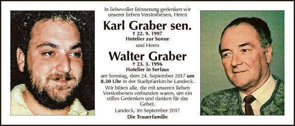 Karl und Walter Graber