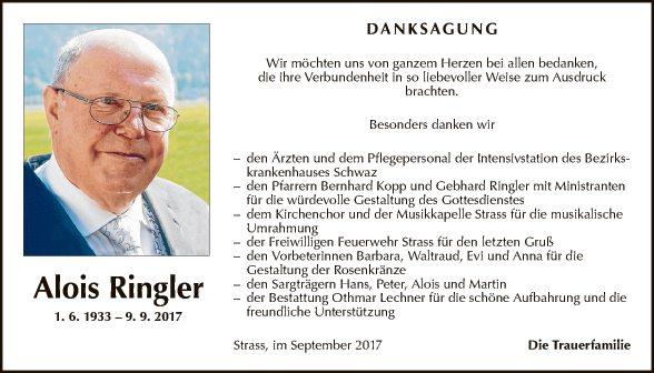 Alois Ringler