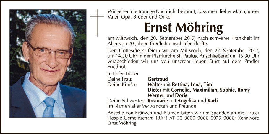 Ernst Möhring
