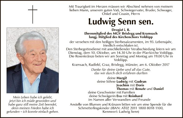 Ludwig Senn sen.