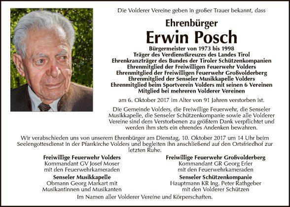 Erwin Posch