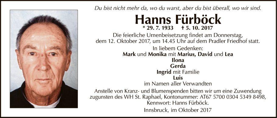 Hanns Fürböck