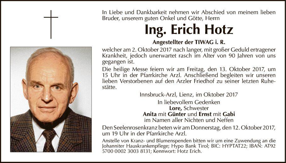 Erich Hotz