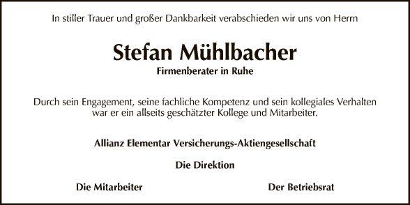 Stefan Mühlbacher