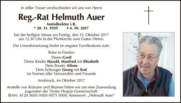 Helmut Auer