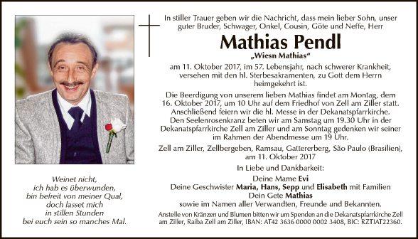 Mathias Pendl