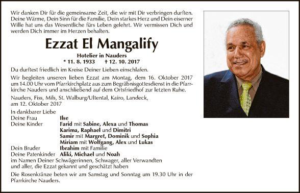Ezzat El Mangalify