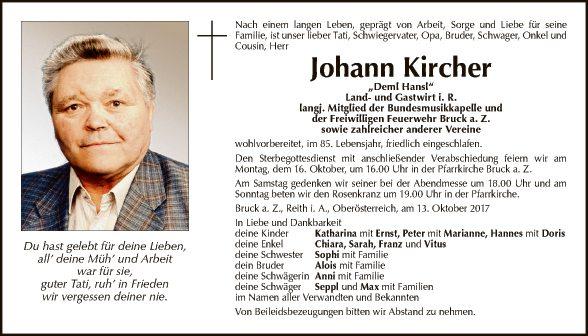 Johann Kircher