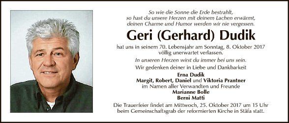 Dudik Gerhard