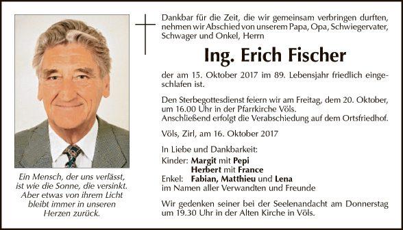 Erich Fischer