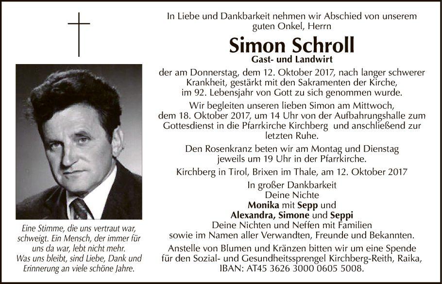 Simon Schroll