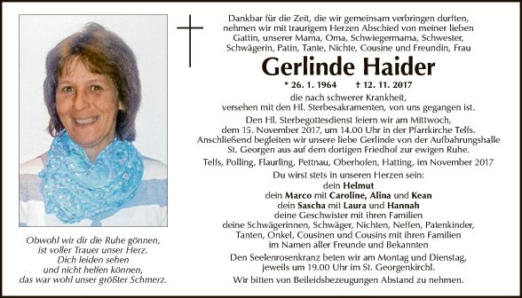Gerlinde Haider