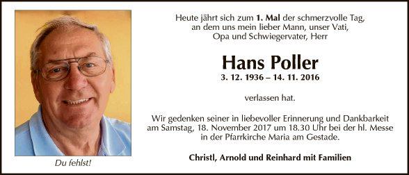 Hans Poller