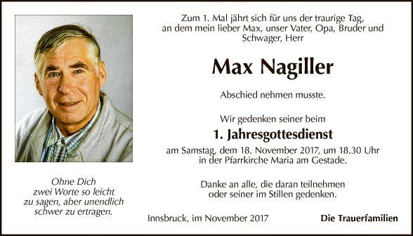 Max Nagiller