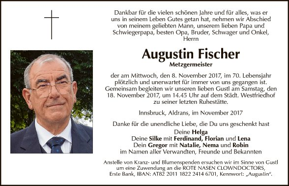 Augustin Fischer