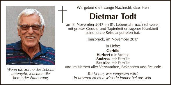 Dietmar Todt